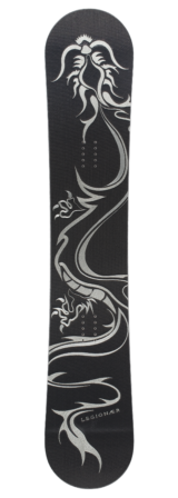 Yai-Tzu Dragon Snowboard