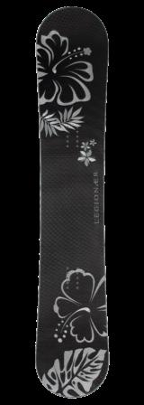 Pua Aloalo Snowboard